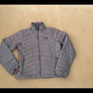 Patagonia gray jacket size M